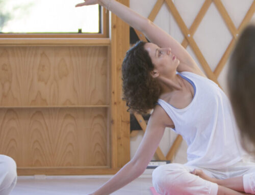 3-DAY YOGA RETREAT IN ABELIONA!